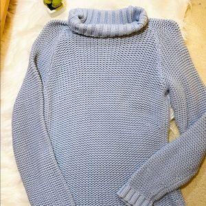 Eddie bauer knit turtle neck Sweater